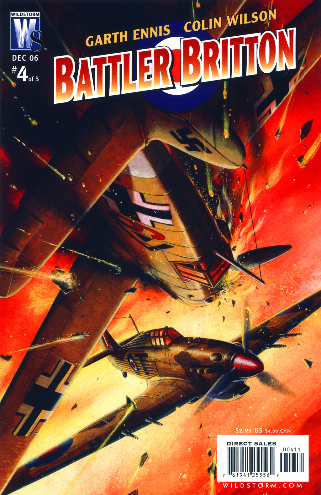 Battler Britton Vol 1 4