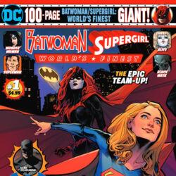 Batwoman/Supergirl: World's Finest Giant Vol 1 1