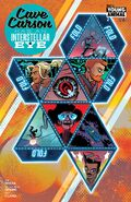 Cave Carson Has an Interstellar Eye Vol 1 2