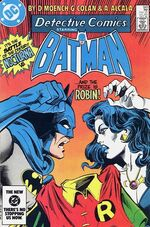 The fight for Robin