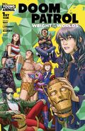Doom Patrol Weight of the Worlds Vol 1 1