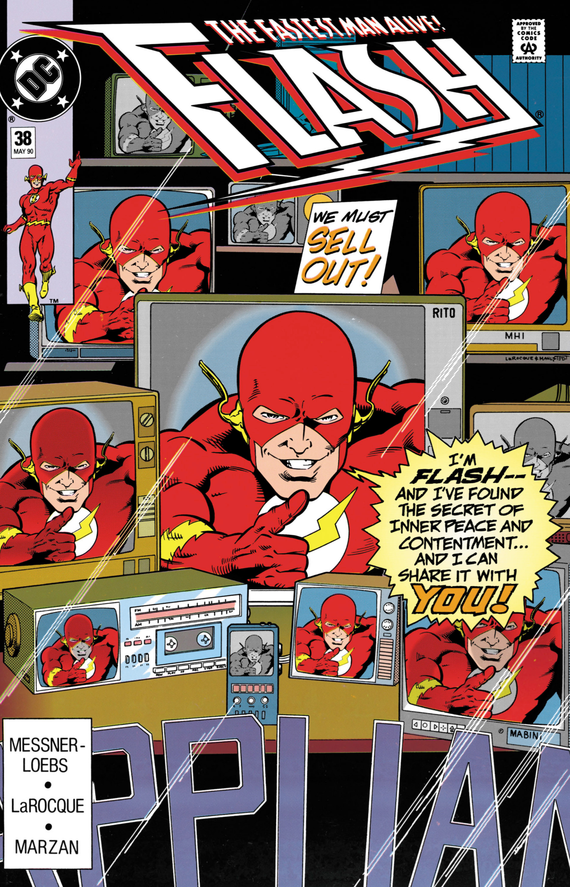 The Flash Vol 2 38