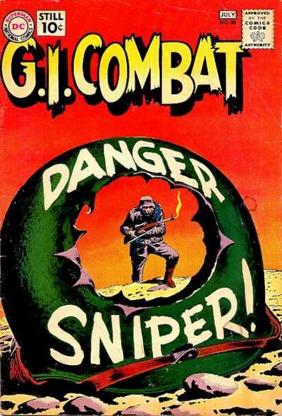G.I. Combat Vol 1 88