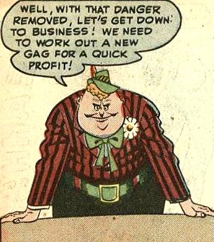 Gag Man (Quality Universe)