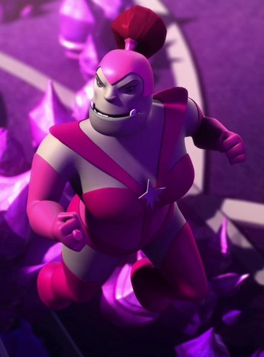 Galia (Green Lantern Animated Series)