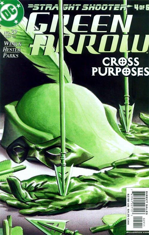 Green Arrow Vol 3 29