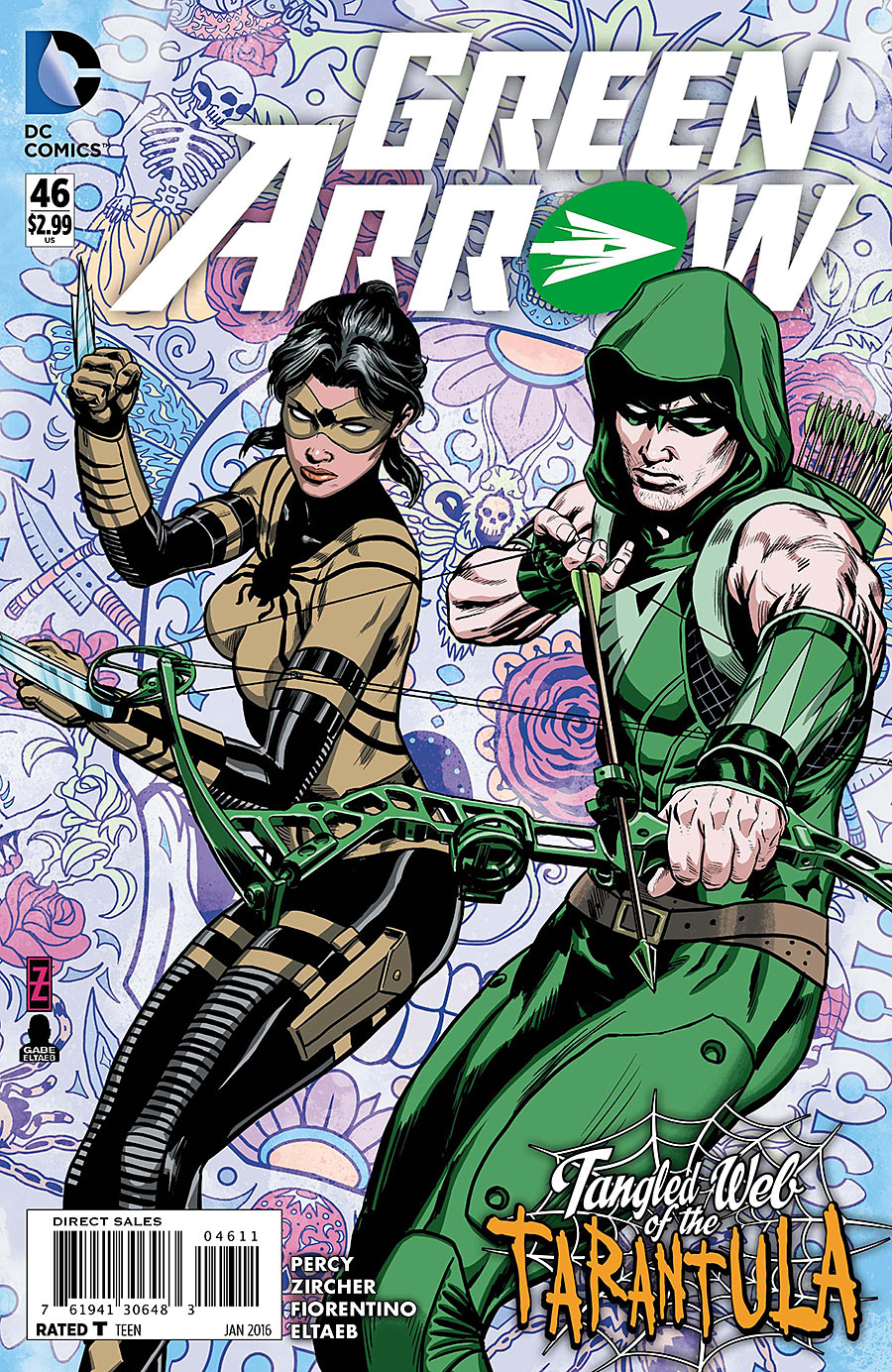 Green Arrow Vol 5 46