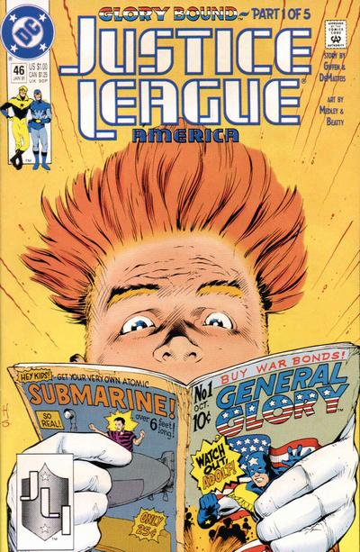 Justice League America Vol 1 46