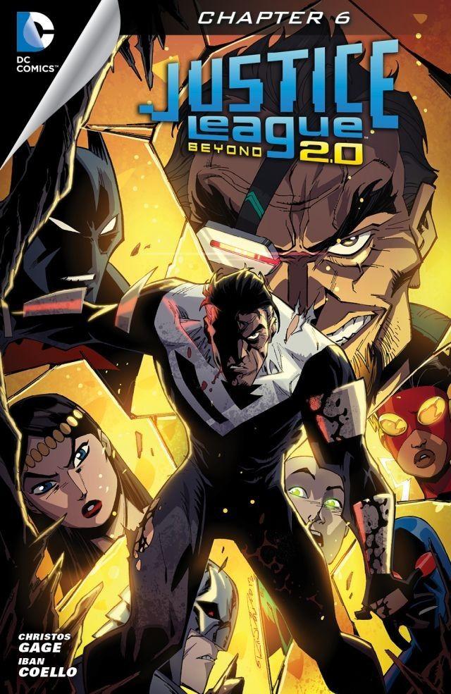 Justice League Beyond 2.0 Vol 1 6 (Digital)