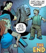 Knute Brody Junior Damian Wayne 0001