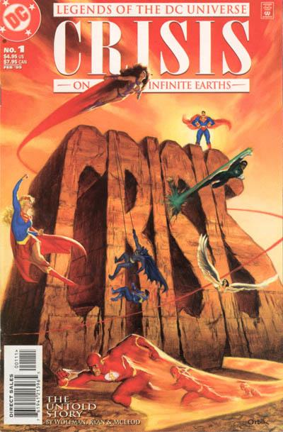 Legends of the DC Universe: Crisis on Infinite Earths