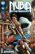 Nubia and the Amazons Vol 1 1