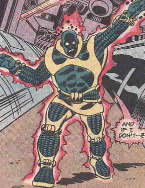 Power Sower (Earth-One)