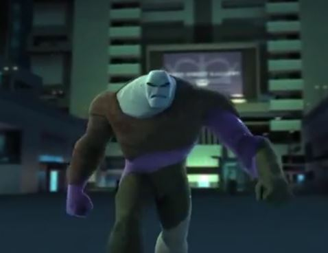 Rex Mason (Beware the Batman)