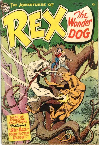 Adventures of Rex the Wonder Dog Vol 1 17