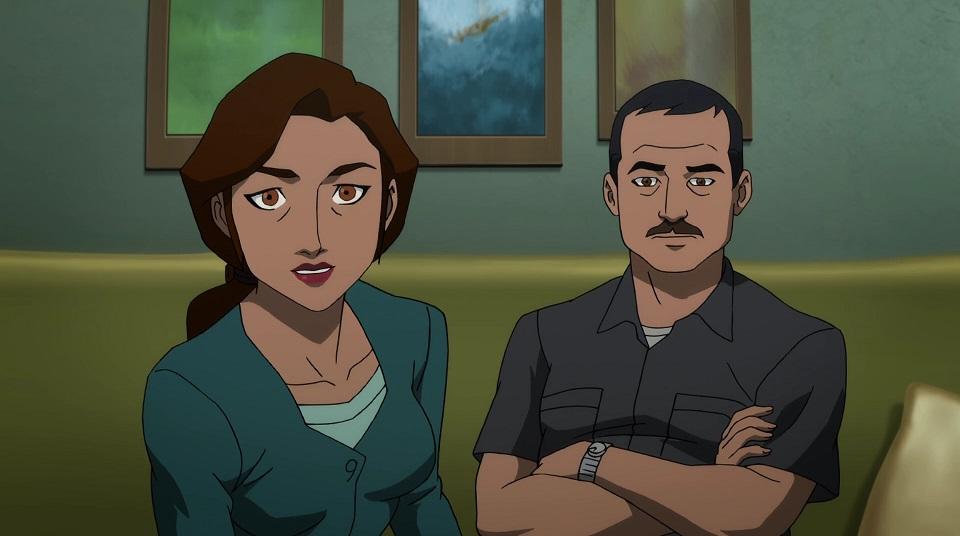 Alberto Reyes (DC Animated Movie Universe)