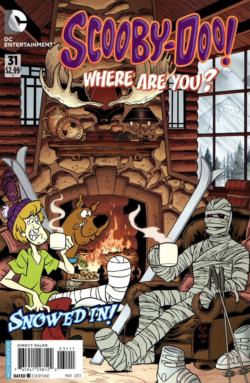 Scooby-Doo, Where Are You? Vol 1 31