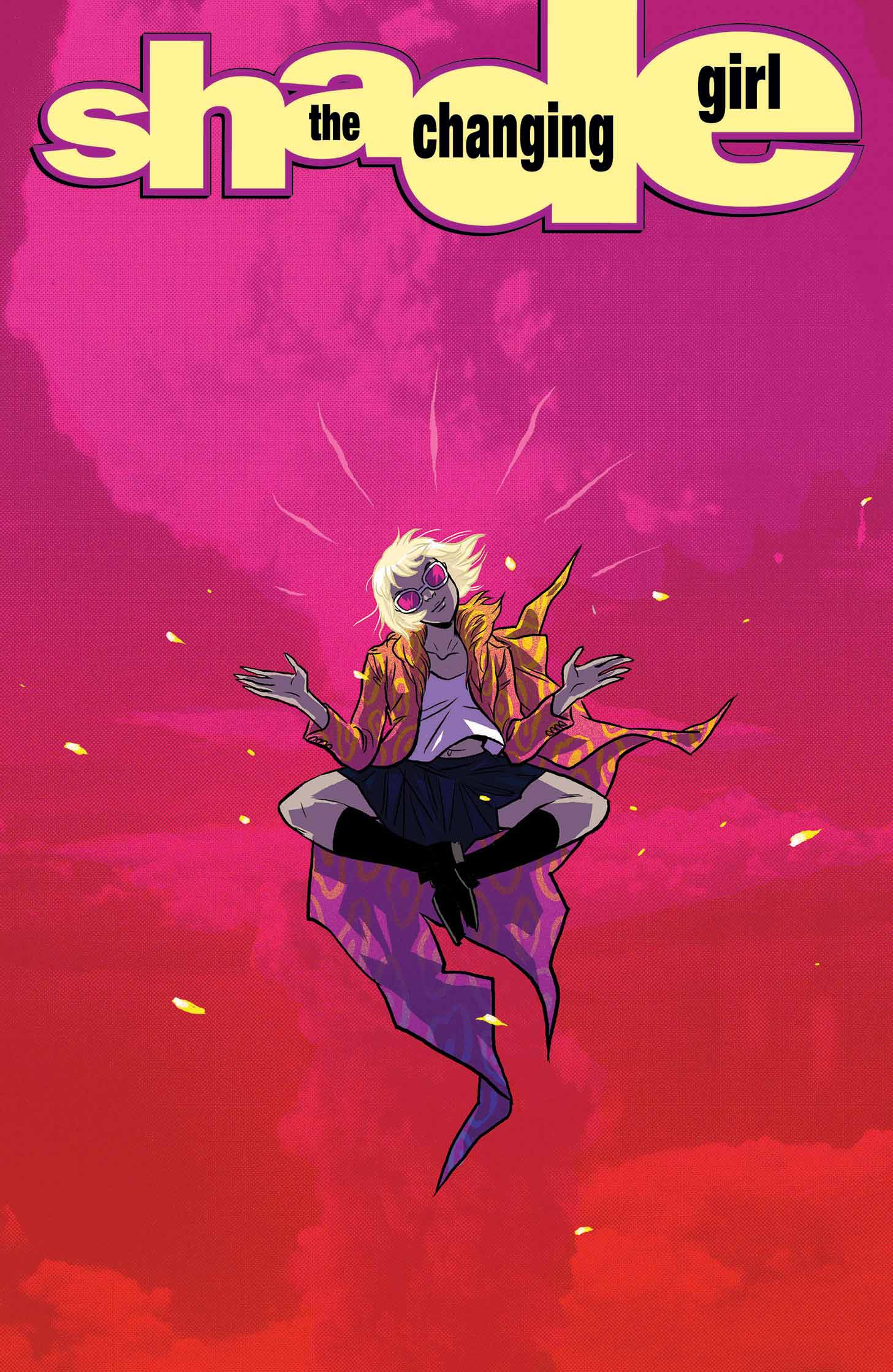 Shade, the Changing Girl Vol 1 9 Textless.jpg