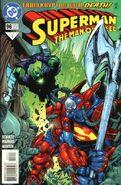 Superman Man of Steel Vol 1 96