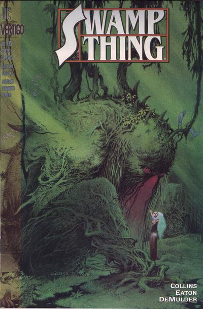 Swamp Thing Vol 2 135