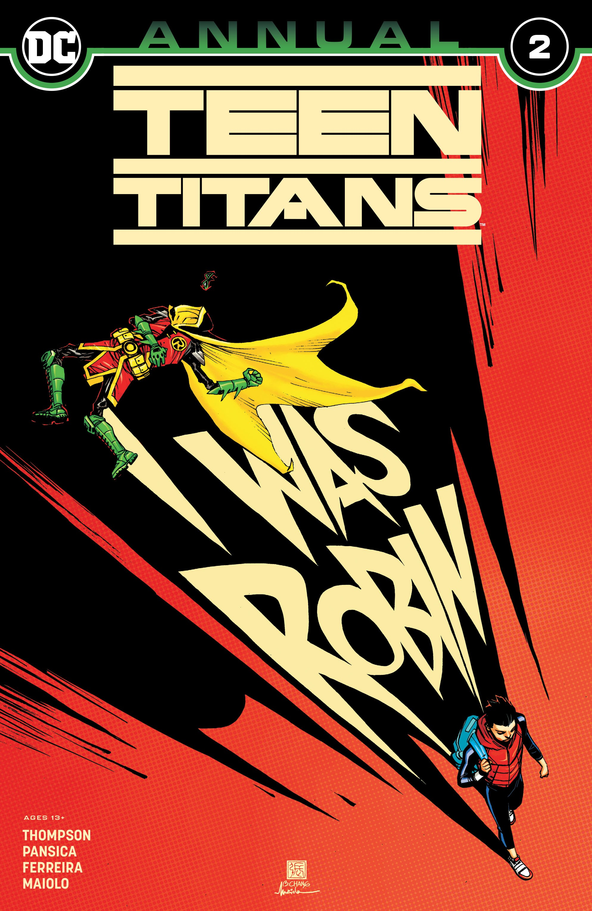 Teen Titans Annual Vol 6 2
