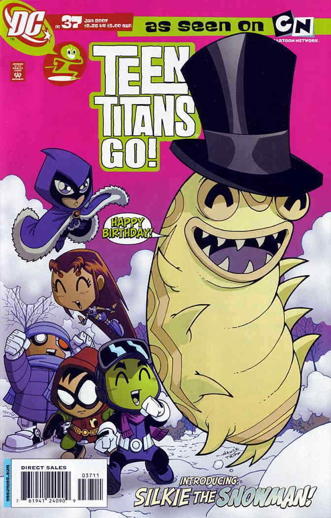 Teen Titans Go! Vol 1 37