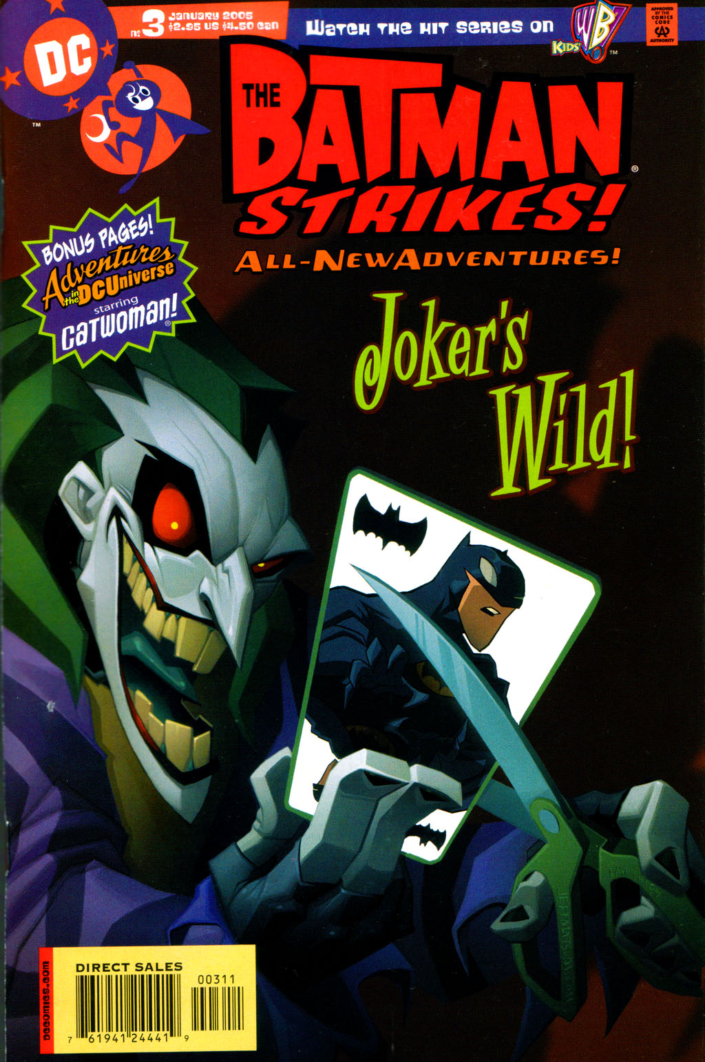 The Batman Strikes! Vol 1 3