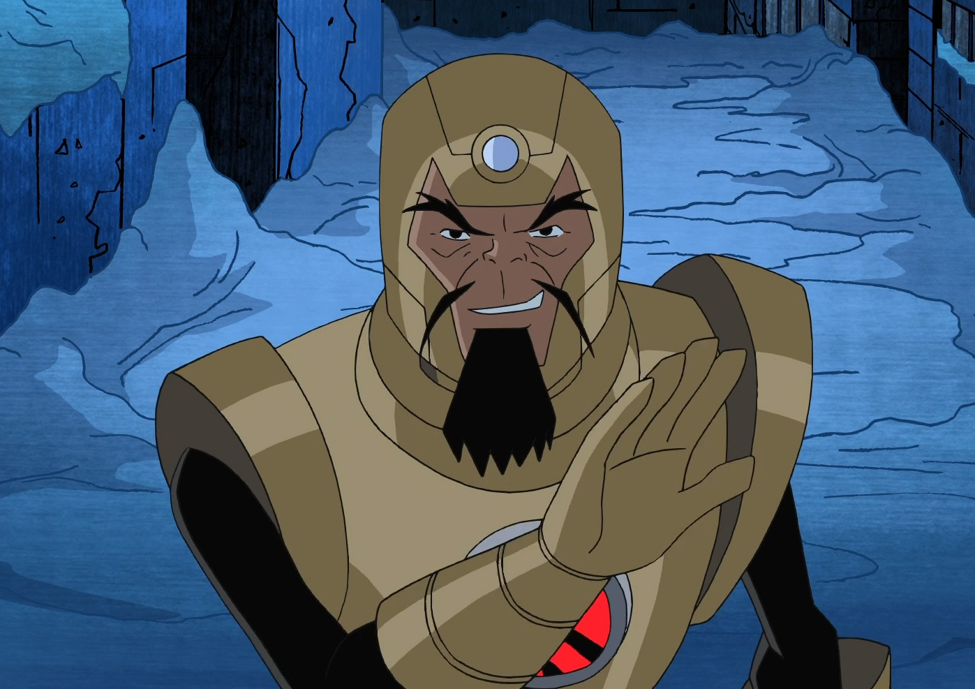 Warp (Teen Titans TV Series)