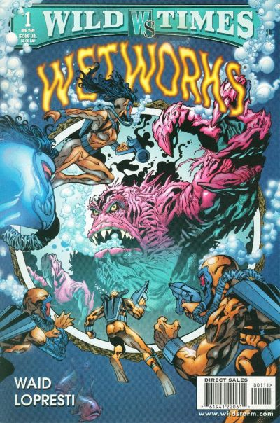 Wild Times: Wetworks Vol 1 1