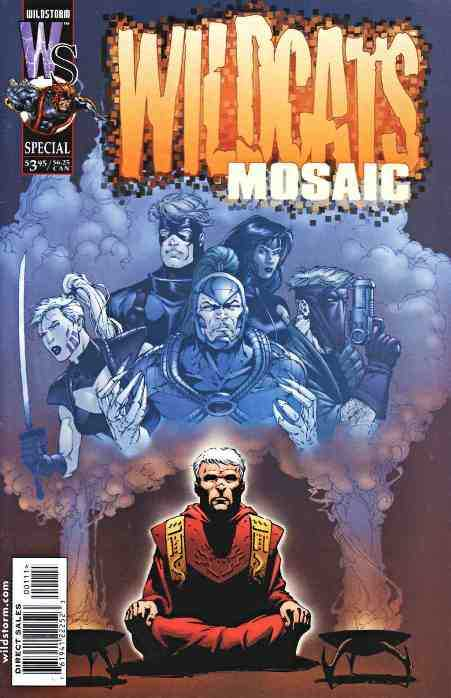 Wildcats: Mosaic Vol 1 1