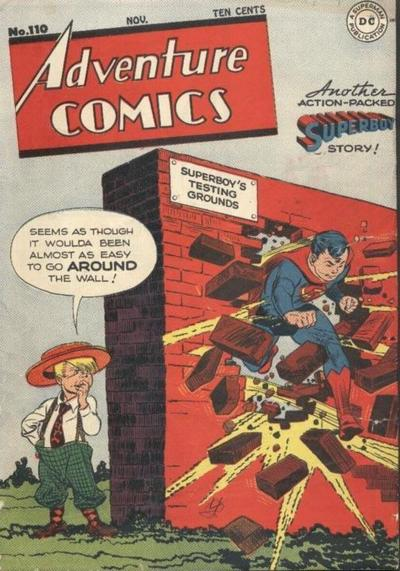 Adventure Comics Vol 1 110
