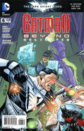 Batman Beyond Unlimited Vol 1 6