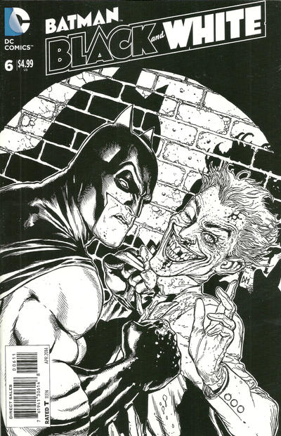 Batman Black and White Vol 1 6