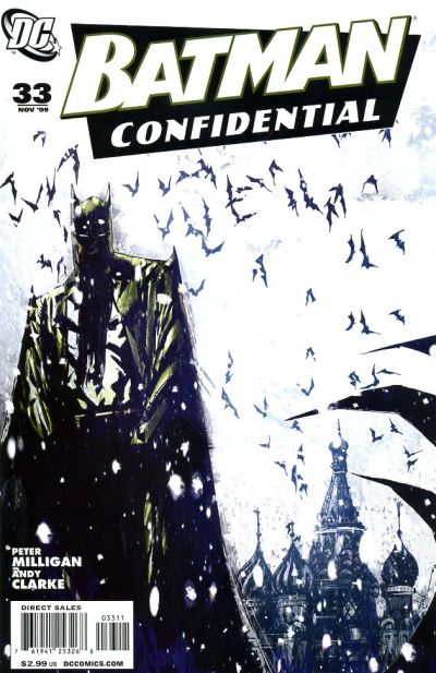 Batman Confidential Vol 1 33