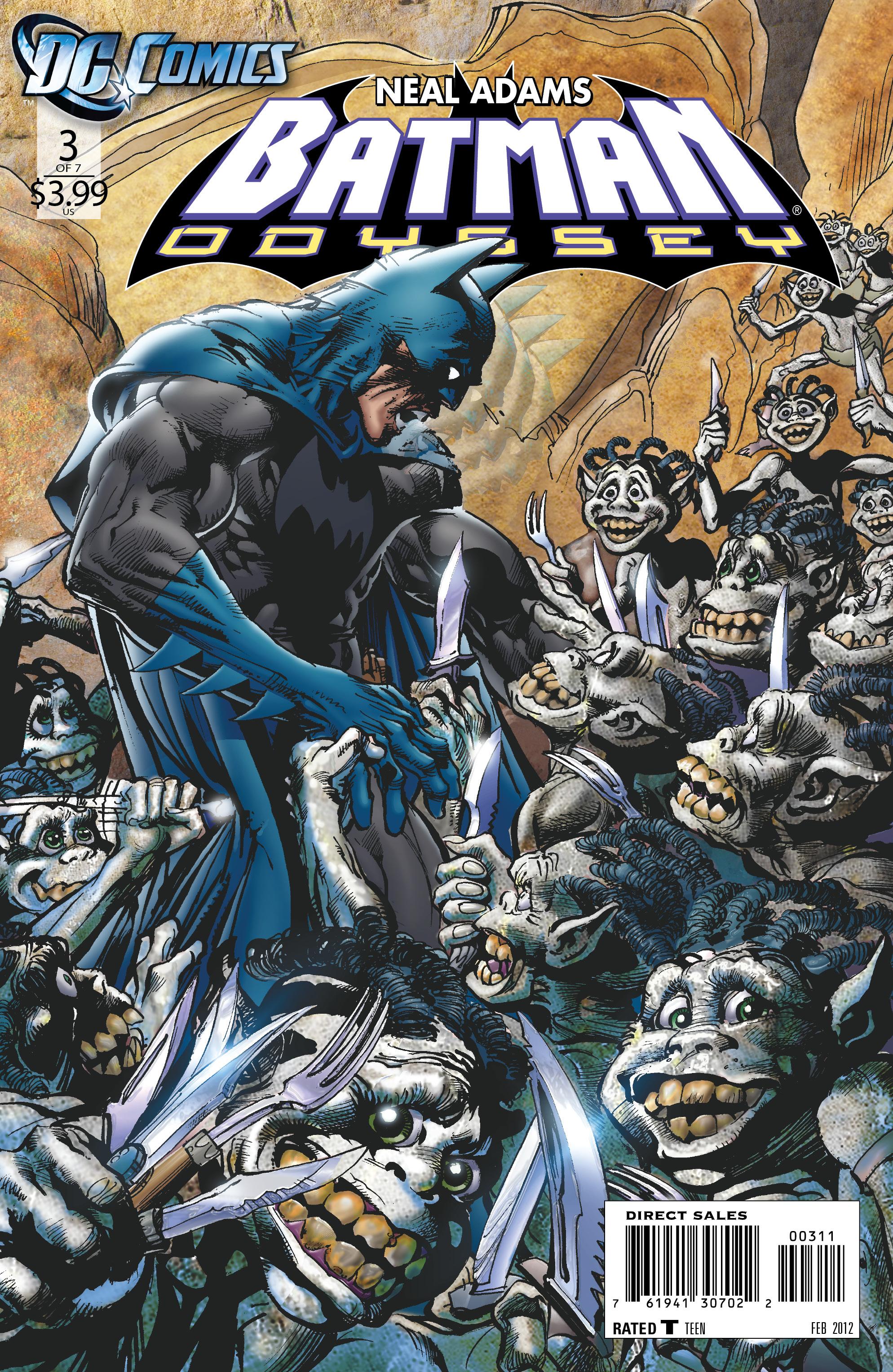 Batman: Odyssey Vol 2 3