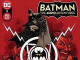 Batman: The Audio Adventures Special Vol 1 1
