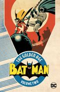Batman The Golden Age Vol 2 Collected