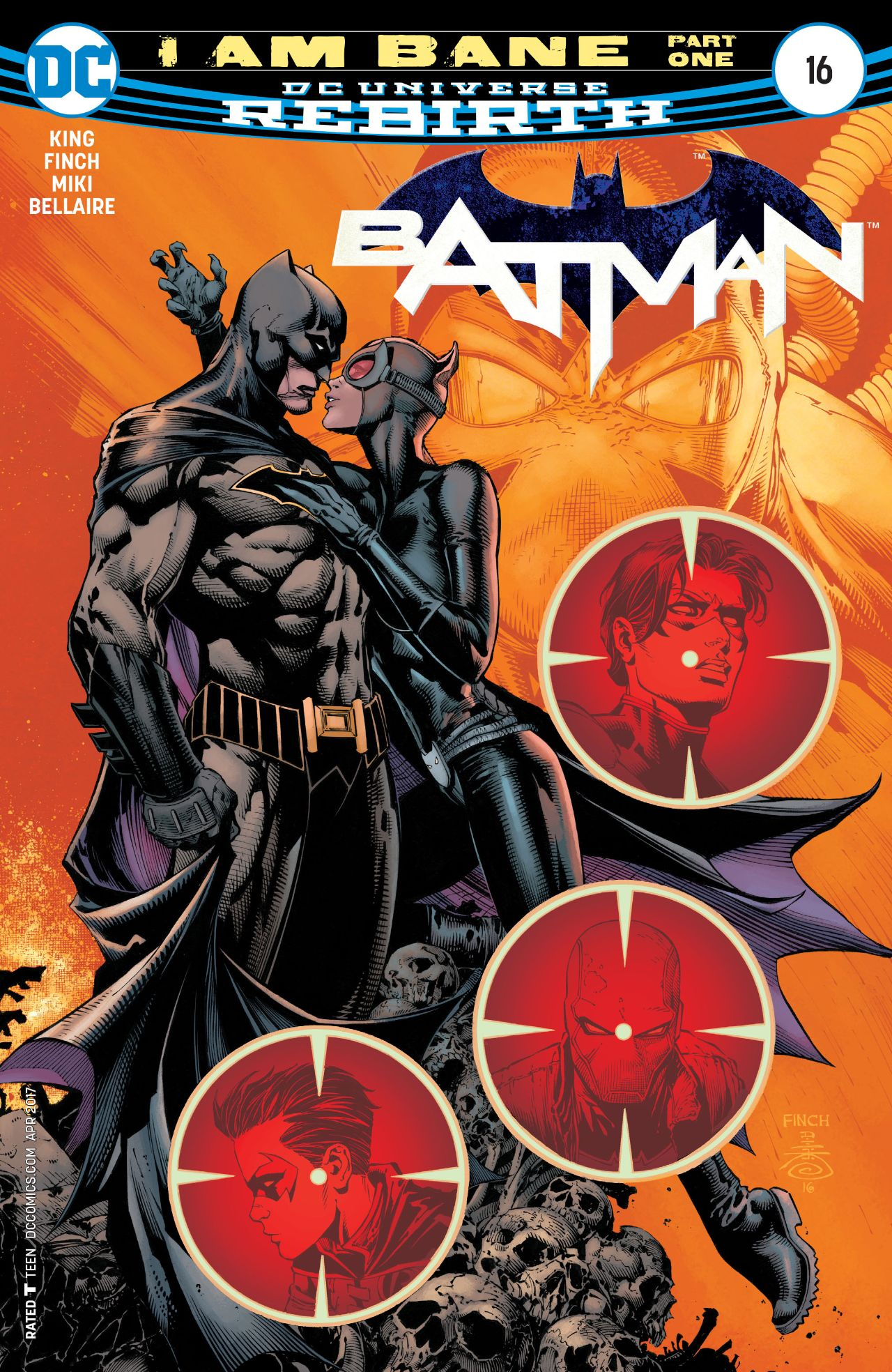 Batman Vol 3 16