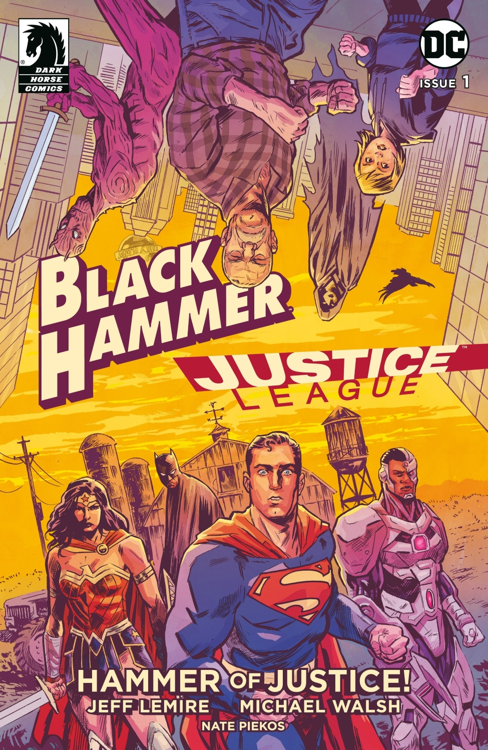 Black Hammer/Justice League: Hammer of Justice! Vol 1 1