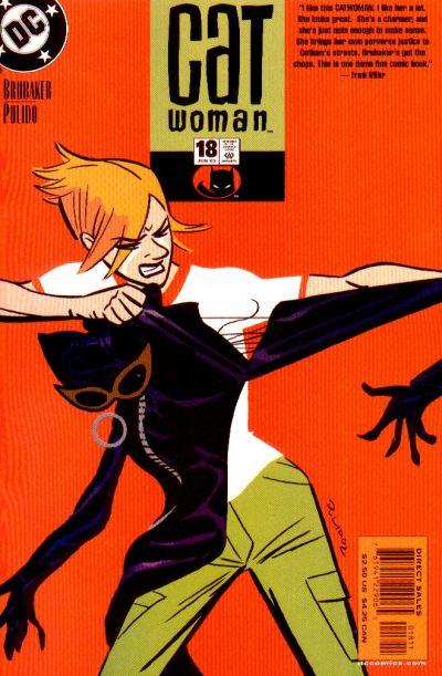 Catwoman Vol 3 18