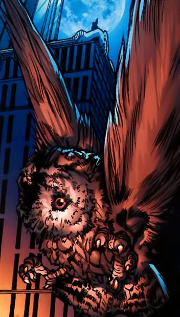 Charlie the Owl (New Earth)