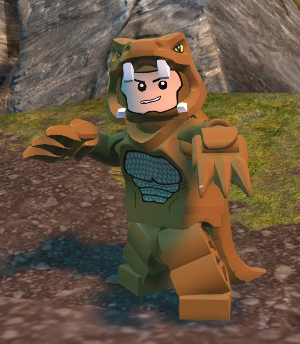 Copperhead (Lego Batman)