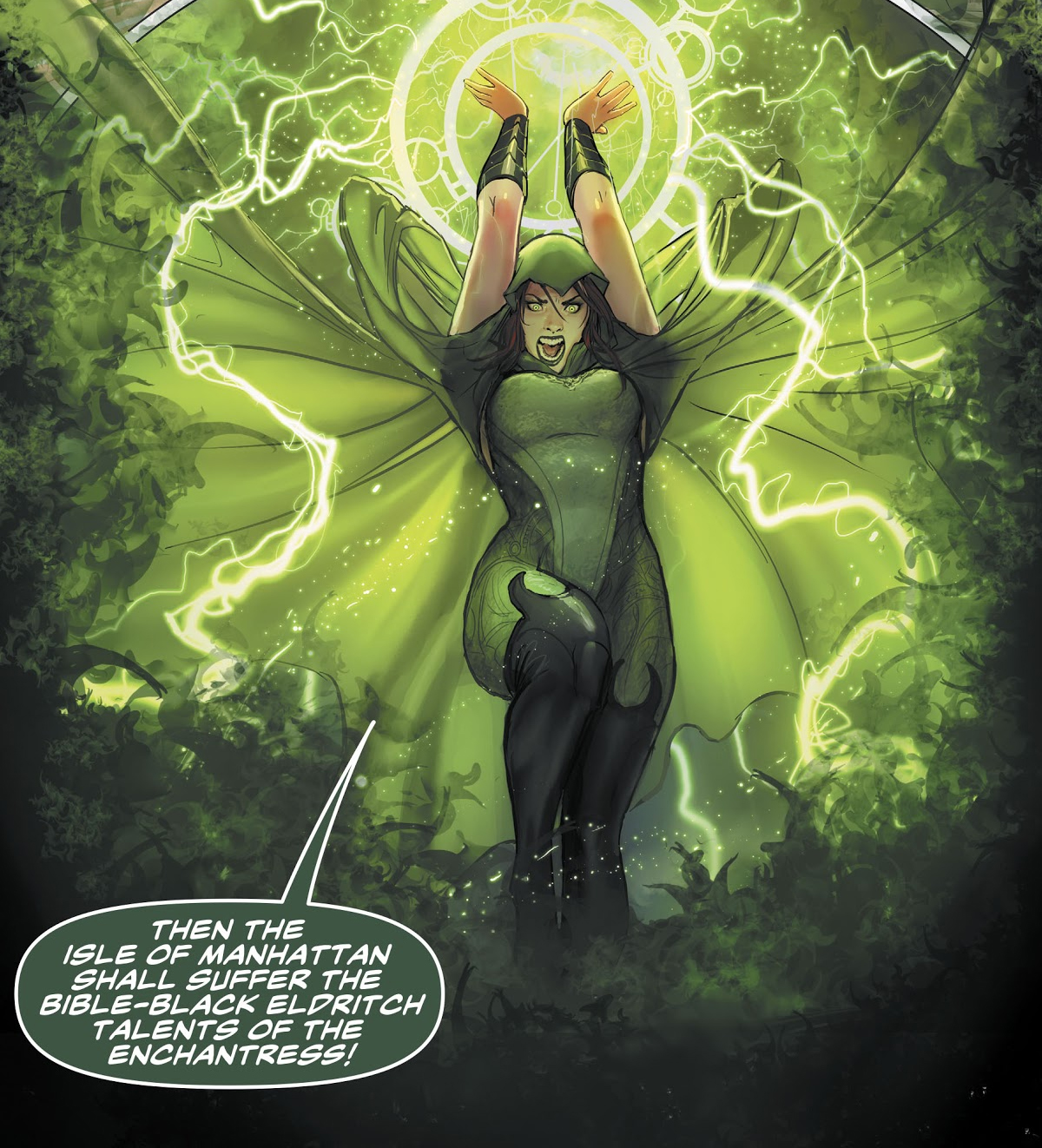 Enchantress (Prime Earth)
