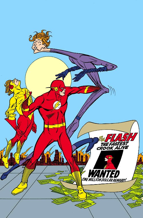 Silver Age: The Flash Vol 1 1