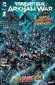 Forever Evil Arkham War Vol 1 1