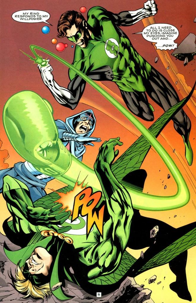 Hal Jordan (The Nail)
