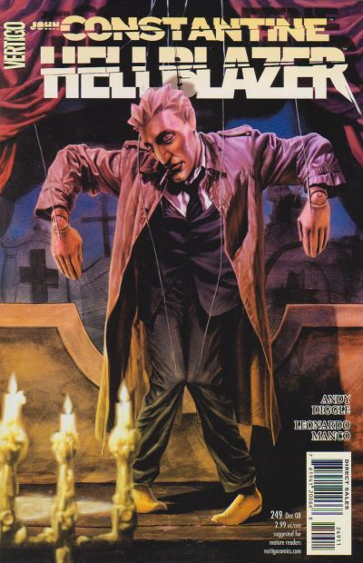 Hellblazer Vol 1 249