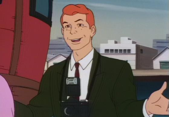 James Olsen (Superman 1988 TV Series)
