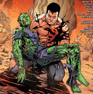 Kon-El and Garfield Logan (Injustice The Regime)