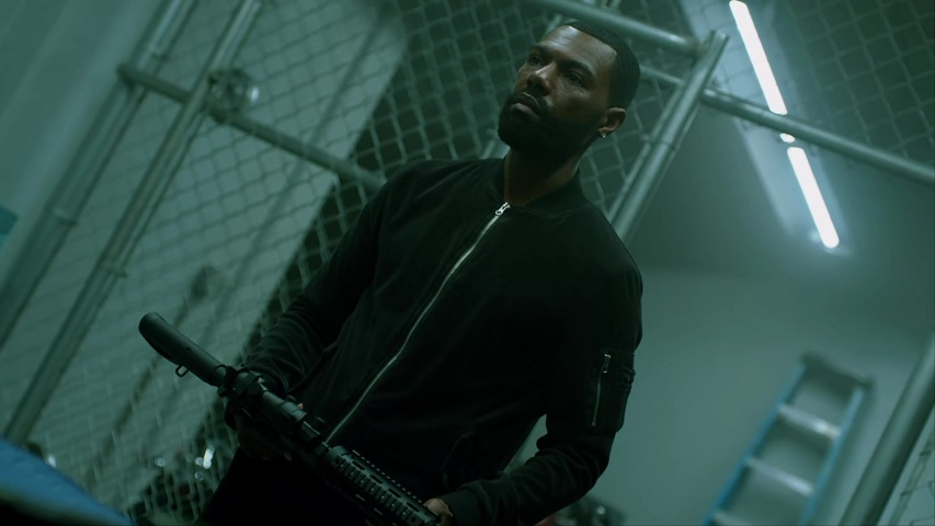 Latavious Johnson (Black Lightning TV Series)